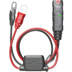 GC015-12-volt-12v-XL-extra-large-eyelet-terminal-battery-charge-indicator-led-light-xconnect-with-fuse-front