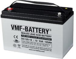 VMF AGM püsitoiteaku 125Ah 12V