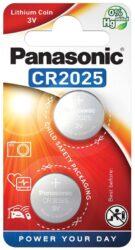 2_x_liitium patarei_mini_Panasonic_CR2025