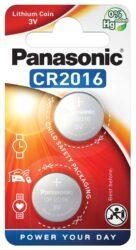 2_x_liitium_patarei_mini_Panasonic_CR2016