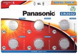 6_x_liitium_patarei_mini_Panasonic_CR2032