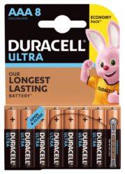 8_x_patarei_Duracell_Ultra_Powercheck_LR03_AAA_blister