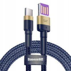 abel_przewod_USB_USB_C_Typ_C_100cm_Baseus_Cafule_CATKLF_PV3_Super_Quick_Charge_40W_5A_z_kiirlaadimis_kaabel