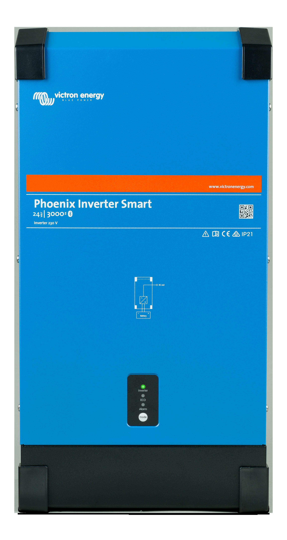 Phoenix inverter Smart 24V 3000VA (front)