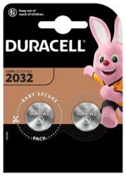patarei_liitium_mini_Duracell_CR2032_DL2032_ECR2032_2BL